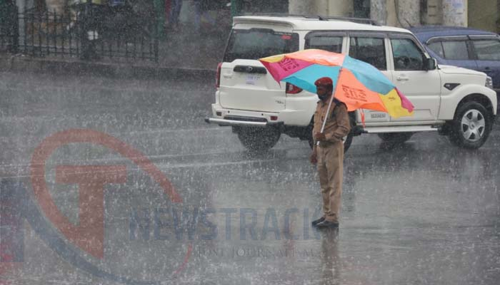 Meteorological Department forecasts heavy rainfall in many areas of India