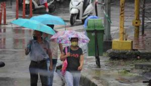 Heavy Rainfall in North East India; IMD issues Yellow Alert