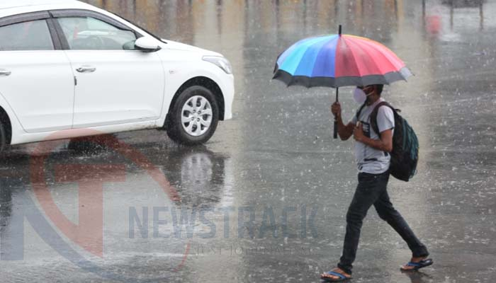 IMD predicts heavy rain in the central and western regions of the country