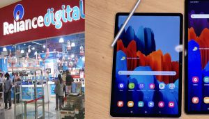 Samsung collabs with Reliance Digital: Galaxy Tabs S7, S7+ on sale