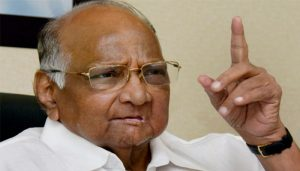 Centre trying to intimidate opponents: Sharad Pawar on Income tax notice