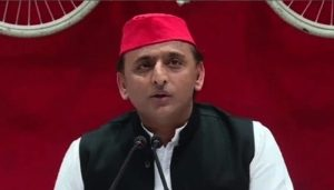 Akhilesh counters Adityanath's jibe on red caps, says colour reflects emotions