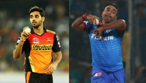 Amit Mishra, Bhuvneshwar Kumar out of IPL; latter could miss tour of Australia too