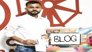 Meet Brajesh Kumar Singh, a famous Blogger from a small village of Bihar