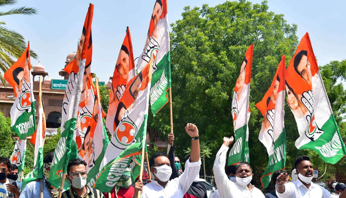 Farm laws: Congress holds daylong protests across Haryana
