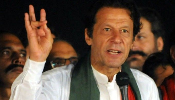 Pak PM Khan asks party leaders for legal strategy to bring back Sharif from UK