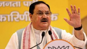 BJP president JP Nadda on two-day visit to Uttar Pradesh