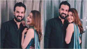 'Soon to Wed' Kajal Aggarwal shares pics with fiance Gautam Kitchlu for the first time