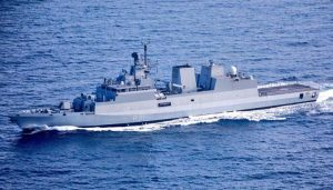 Made in India INS Kavaratti to join Indian Navy; Know everything