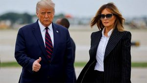 Trump, Melania to quarantine after top aide tests positive for Coronavirus