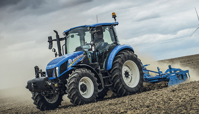 New Holland Agriculture Announces 6-year Warranty on All Tractors