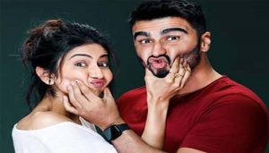 Rakul Preet Singh calls Arjun Kapoor 'dramebaaz' as she accepts his Challenge