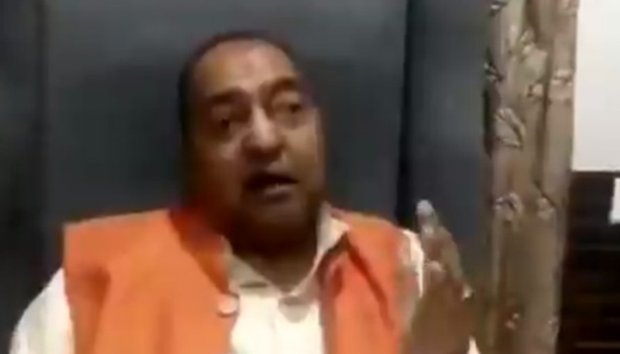 BJP Leader questions the character of Hathras Rape Victim