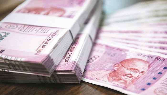 Rupee extends gains by 8 paise against dollar on RBI dovish policy