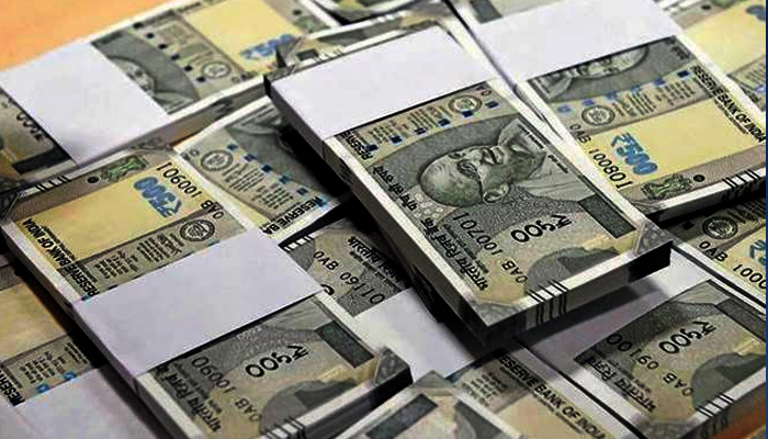 Rupee slumps 23 paise, settles below 74/USD level