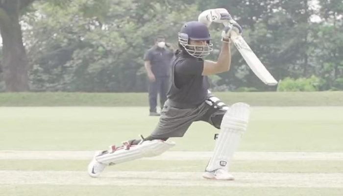 WATCH: Shahid Kapoor gives a glimpse of early morning practice session for Jersey