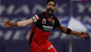 IPL 2020: Mohammed Siraj scripts history in Abu Dhabi, register two maidens