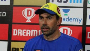 We back our players way longer than possible: CSK coach Fleming