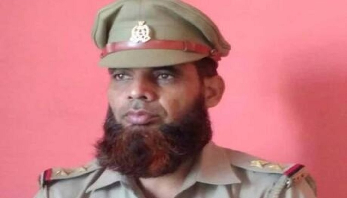 UP Cop suspended for sporting beard in violation of dress code