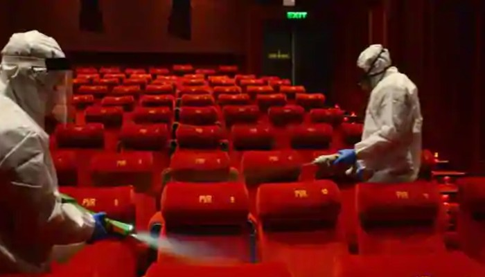 Cinema halls and theatres to open from 15 Oct; Govt issues Guidelines