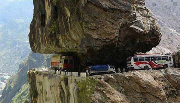 First blasting done in Zojila Tunnel; Know its needs & significance