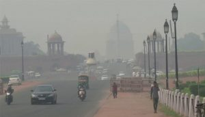Delhi's air quality in 'Poor' condition; likely to be worsen in coming days