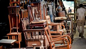 Lockdown impact on Lucknow's antique collection shop
