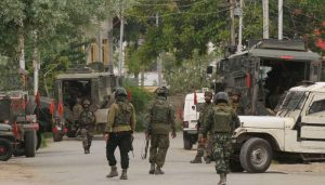 Terrorist attack on CRPF Camp; 2 soldiers killed in J&K's Pampore