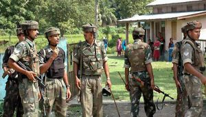 Tension at Assam Mizoram Border: Many wounded in the violence