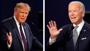 US Election 2020: Biden at strong position after first phase of voting