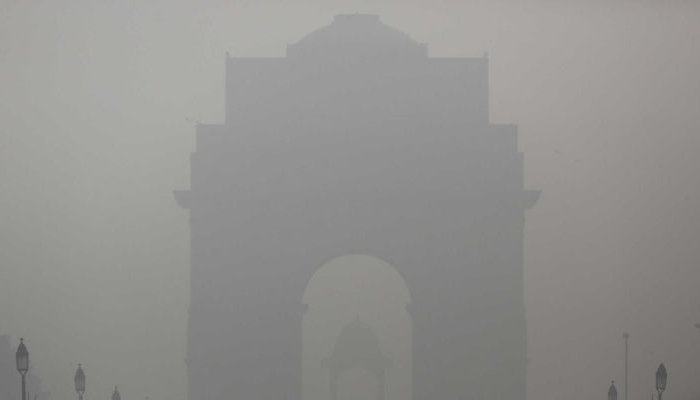 Trump accuses China, India and Russia of not taking care of their filthy air
