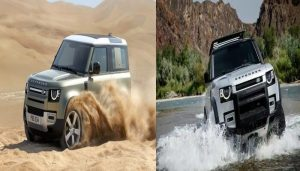 Land Rover Defender finally arrives in India; Check Price and Variants…