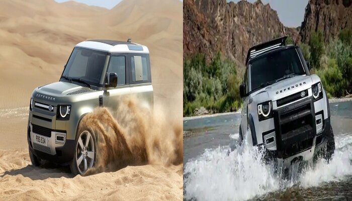 Land Rover Defender finally arrives in India; Check Price and Variants...