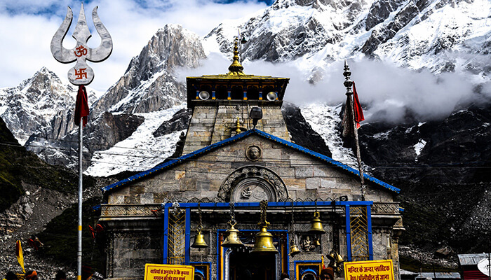 Watch! Captivating beauty of Kedarnath Temple captured in camera