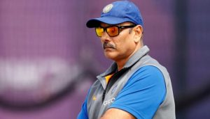 Shastri and coaching staff arrive in UAE, enter bio-bubble