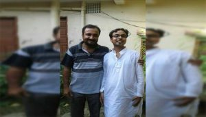Two veterans together: Anand Kumar and RK Srivastava, an extraordinary personalities