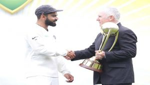 If Virat Kohli has his baby here, we can claim his offspring as Australian: Allan Border