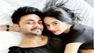 Amrita Rao & RJ Anmol reveal their baby boy's name; shares an adorable picture