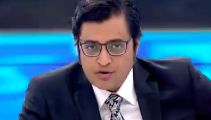 BJP slams Uddhav Thackeray after the arrest of Journalist Arnab Goswami