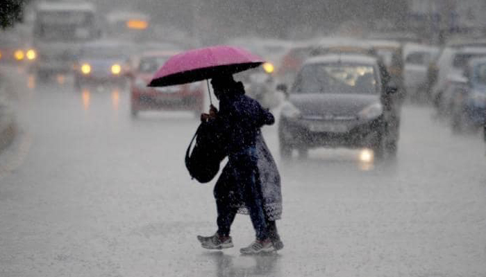 IMD forecasts Rainfall in North India; Thunderstorm like situation in UP