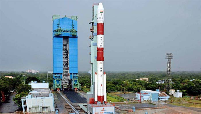 ISRO launches latest earth observation satellite EOS-01, 9 others lifts off