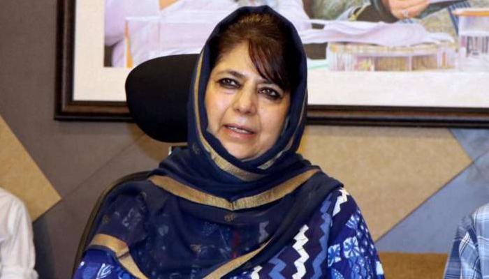 Rahul Gandhi, only politician who dares to speak the truth: Mehbooba Mufti