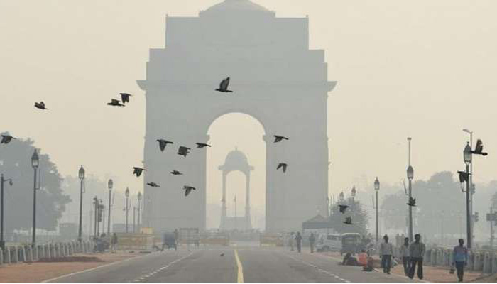 Weather Update: AQI improves due to cold winds in Delhi-NCR