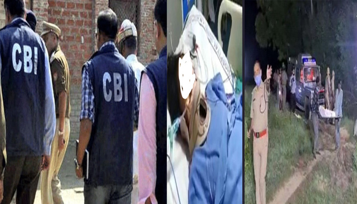 CBI team reaches Hathras for investigation after High Courts question