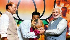 PM Modi to attend Celebration at BJP headquarter after Bihar Victory