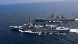 Watch! India hosts maritime exercise with full strength