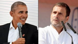Rahul is eager to impress but lacks passion to master any subject: Barack Obama