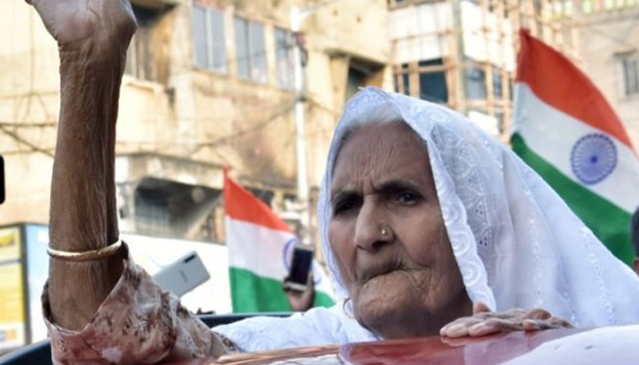 Shaheen Bagh's Bilkis Dadi joins Farmers Protest; Delhi Police detained her