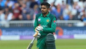 NZ vs Pak : Babar Azam ruled out of T20Is with fractured thumb