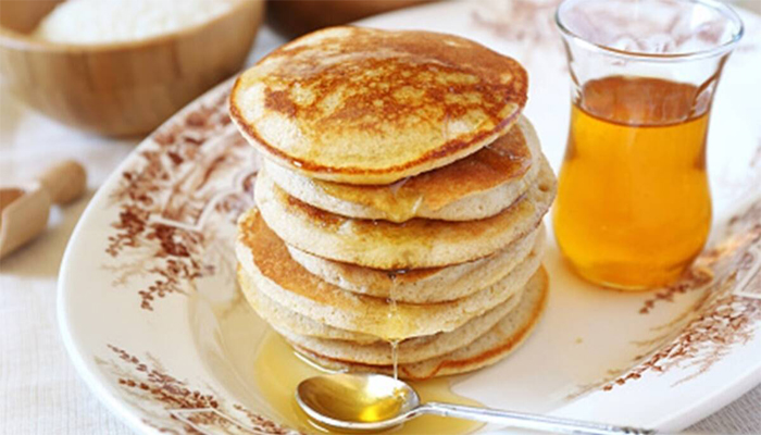 Recipe: How about some lip-smacking pancakes today?
